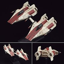 VEHICLE MODEL 10 STAR WARS A翼星式戰機,VEHICLE MODEL 10 STAR WARS A翼星式戰機