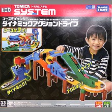 Tomica SYSTEM 新創意彎道組(AE),Tomica SYSTEM 新創意彎道組(AE)