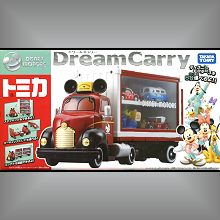 Tomica Disney Dream Carry 夢幻貨櫃車,Tomica Disney Dream Carry 夢幻貨櫃車